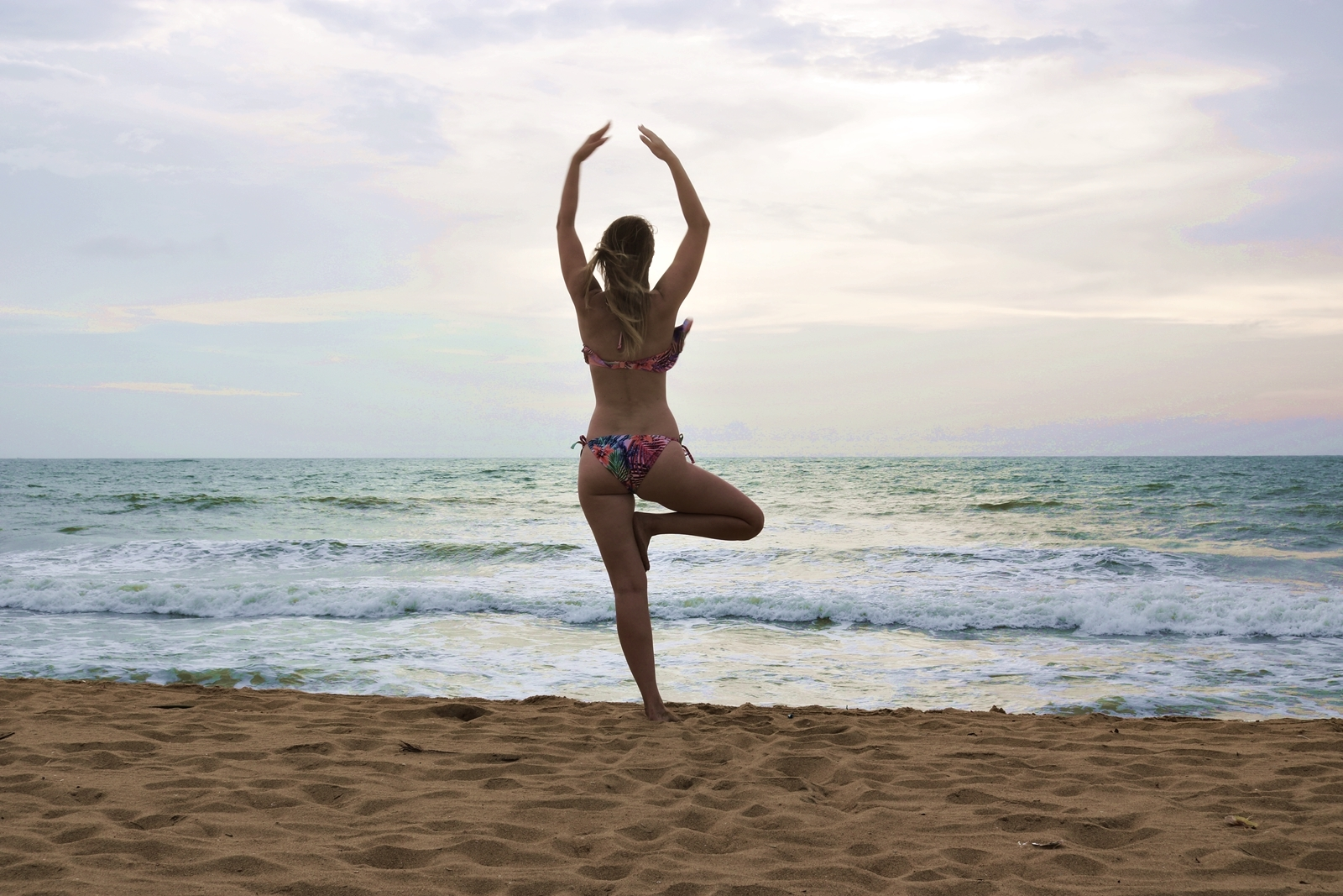 Detox Yoga - mit Yoga den Körper entgiften - Mit Yoga zur inneren Ruhe - Detox und Relax Yoga am Strand von Sri Lanka - Yoga Workouts - Fashionladyloves by Tamara Wagner - Lifestyle Blog aus Österreich