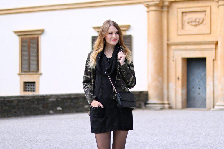7 Girls 7 Styles Schick In Strick Das Strickkleid Fashionladyloves