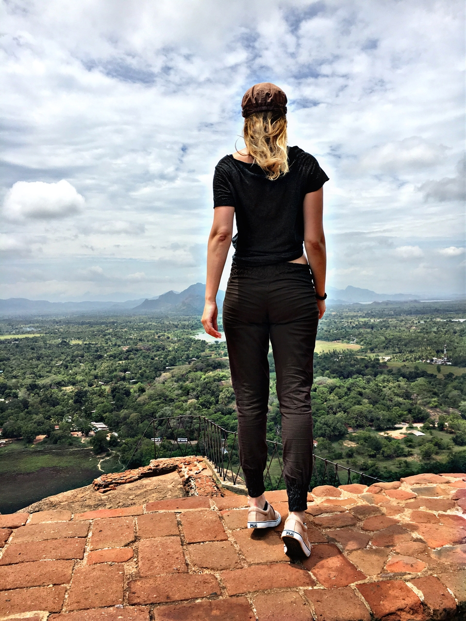 Sri Lanka Travel Guide - Ausblick vom Sigiriya Felsen - Fashionladyloves by Tamara Wagner - Travel Blog - Reiseblog aus Graz Österreich