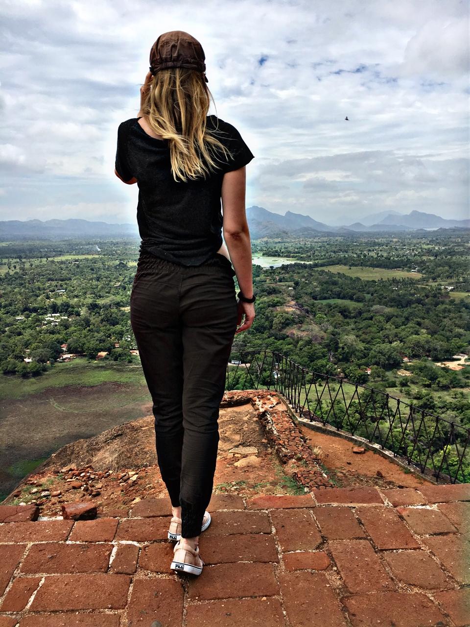 Sri Lanka Travel Guide- Reisebericht - Ausblick vom Sigirya - Fashionladyloves by Tamara Wagner - Travel Blog - Reiseblog aus Graz Österreich