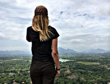 Sri Lanka Travel Guide- Reisebericht - Blick vom Sigiriya Felsen - Fashionladyloves by Tamara Wagner - Travel Blog - Reiseblog aus Graz Österreich