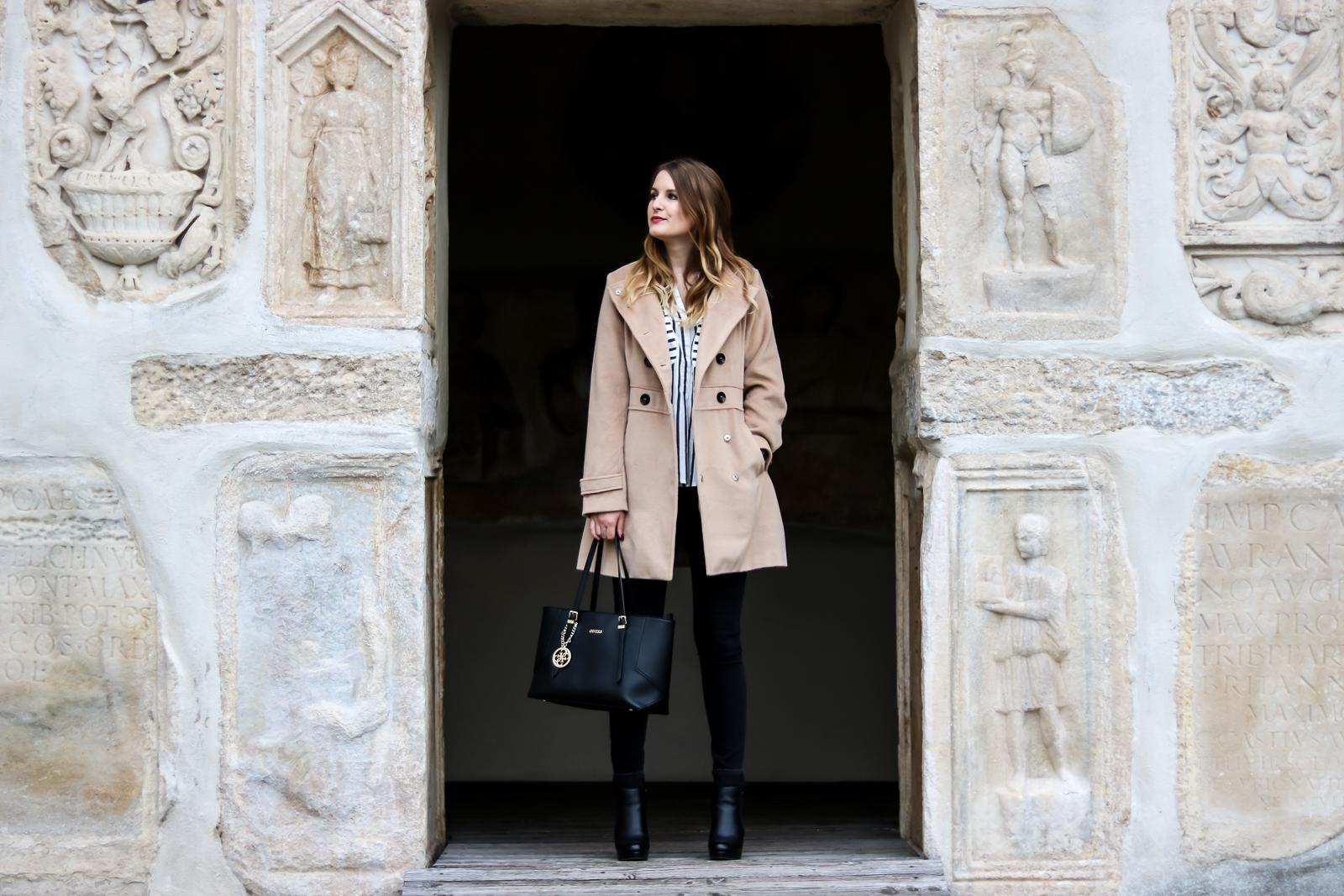 Zeitlose Modeklassiker #2 Der Camel Coat Fashionladyloves