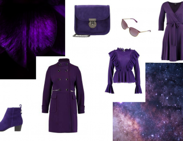 Ultra Violet die Trendfarbe des Jahres 2018 - Farbtrends - Modetrends - Violett Farbe des Jahres - Ultra Violet kombinieren - Farbtrends kombinieren - Fashionladyloves by Tamara Wagner - Mode Blog - Fashion Blog - Outfit Kombinationen - Mode Tipps - Mode Trends