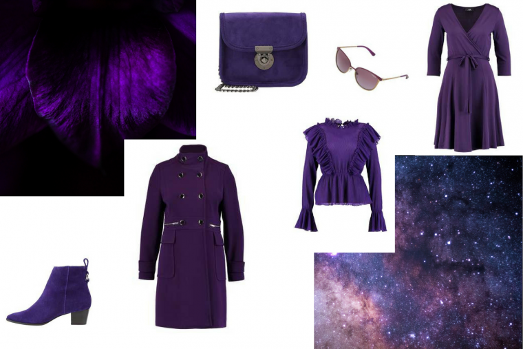 Ultra Violet die Trendfarbe des Jahres 2018 - Farbtrends - Modetrends - Violett Farbe des Jahres - Ultra Violet kombinieren - Farbtrends kombinieren - Fashionladyloves by Tamara Wagner - Mode Blog - Fashion Blog - Outfit Kombinationen - Mode Tipps - Mode Trends