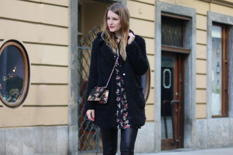 All About Flowers Blumenkleid Im Winter Fashionladyloves