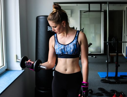 Kurzhanteltraining für Frauen - einfaches Training für zu Hause - Ganzkörperworkout - zu Hause trainieren mit Hanteln - Frauen Workout - Frauen Fitness - Fashionladyloves by Tamara Wagner - Fitness Blog aus Graz Österreich