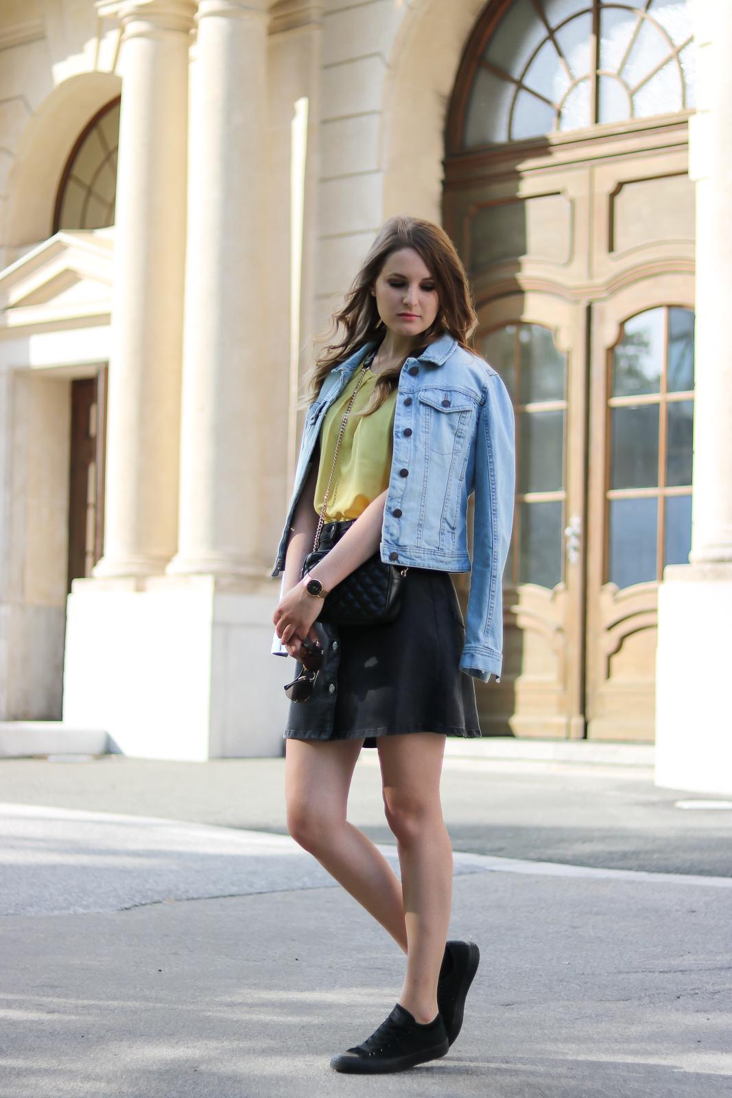 Trendfarbe Gelb Hol Dir Die Sonne In Den Kleiderschrank