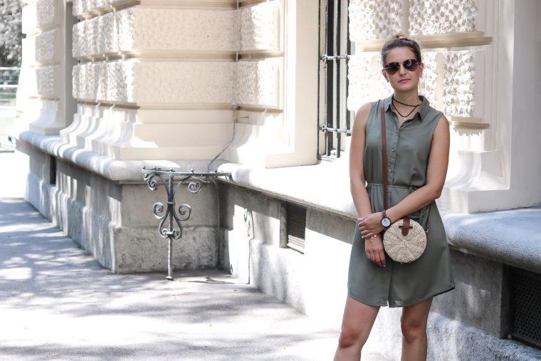 Top Safari Style meets City - Fashionladyloves FI79