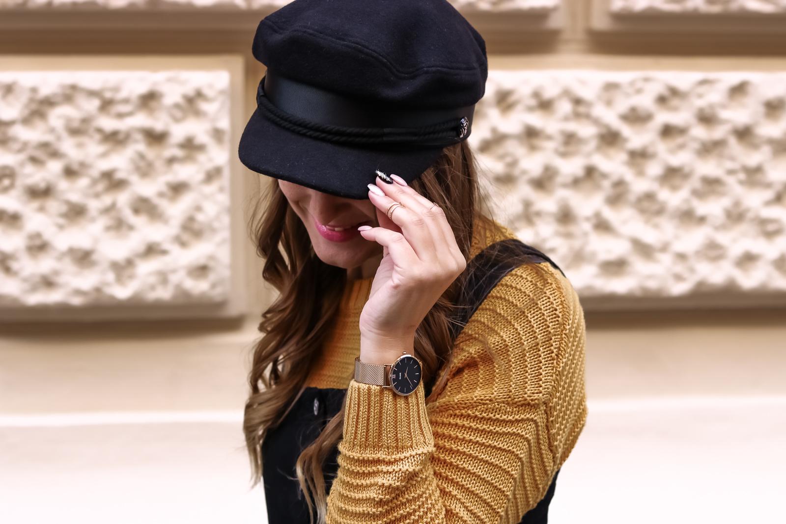 Latzkleid kombinieren - so stylst du dieses Trendteil im Herbst - Latzkleid kombinieren - Outfit - Herbst Look - Latzkleid für jeden Anlass - Fashionladyloves by Tamara Wagner - Fashion Blog - Modeblog aus Graz Österreich