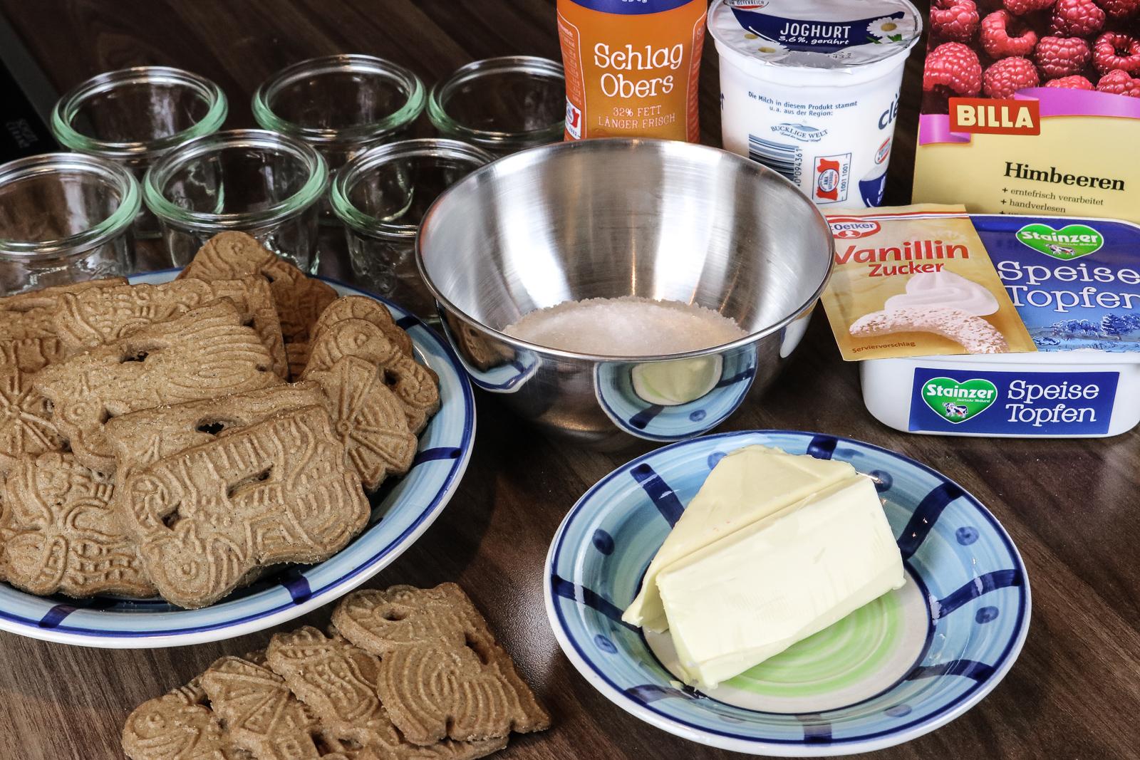 Schnelles Weihnachtsdessert No-bake Spekulatius Cheesecake Rezept - Dessert fürs Weihnachtsmenü - schnell und einfaches Dessert - Dessert Rezept - Cheesecake ohne backen - Fashionladyloves by Tamara Wagner - Lifestyle Blog