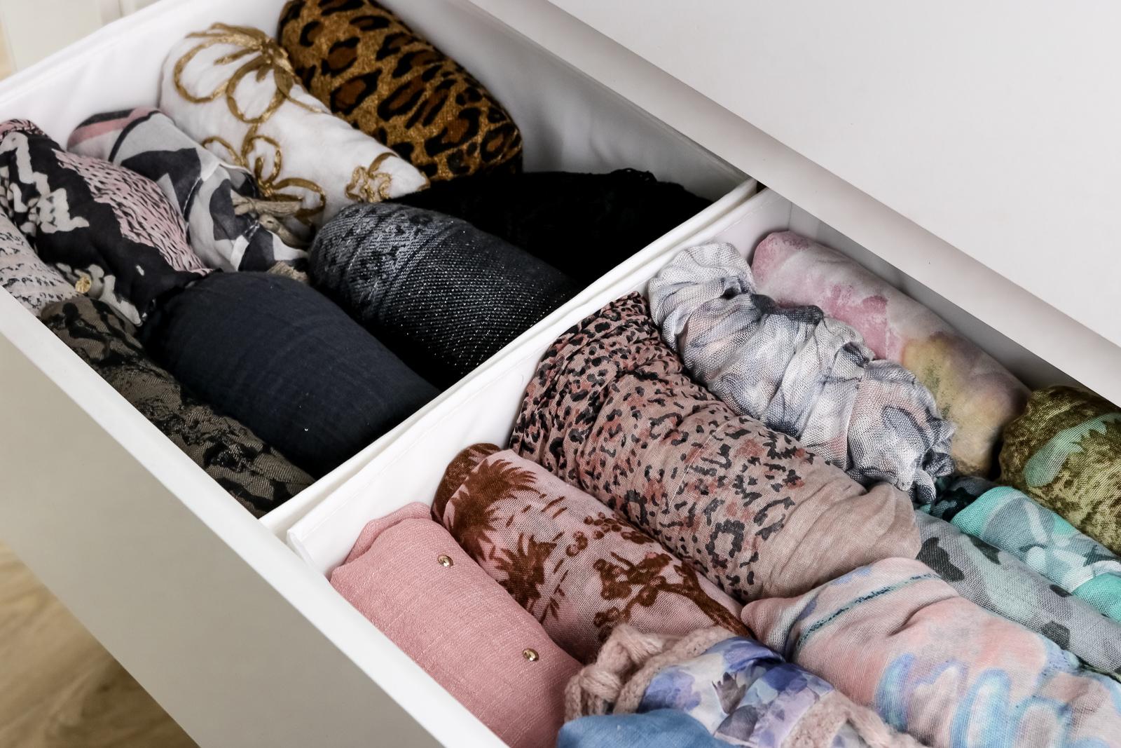 8 Tipps für mehr Ordnung im Kleiderschrank - Fashionladyloves