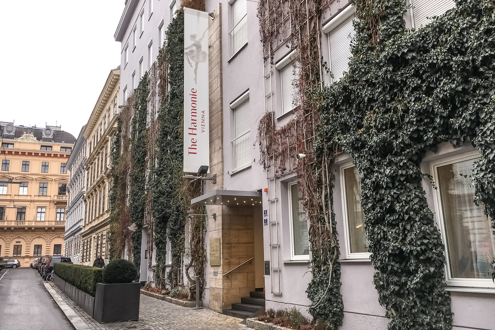 Hotel The Harmonie Vienna - Hotel Review - Hotelbewertung - Hotel in Wien - Hotel Empfehlung - Sightseeing Vienna - Hotel Tipp - Fashionladyloves by Tamara Wagner