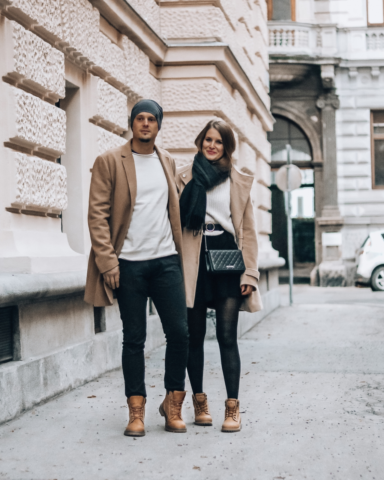 Partnerlook - 10 Outfit Ideen für süße Pärchenlooks - Mode Tipps für Pärchen - Pärchenoutfits - Pärchen Mode - Couple Style - Couple Fashion - Couple Goals - Outfitideen - Stylingtipps - Outfit für Pärchen - Mode für Paare - Fashionladyloves by Tamara Wagner - Fashion Blog - Fashionbloggerin