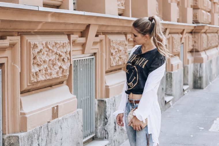 4aed7f39fe24 Was ziehe ich heute an? 15 Outfit Ideen für Frühling und Sommer ...