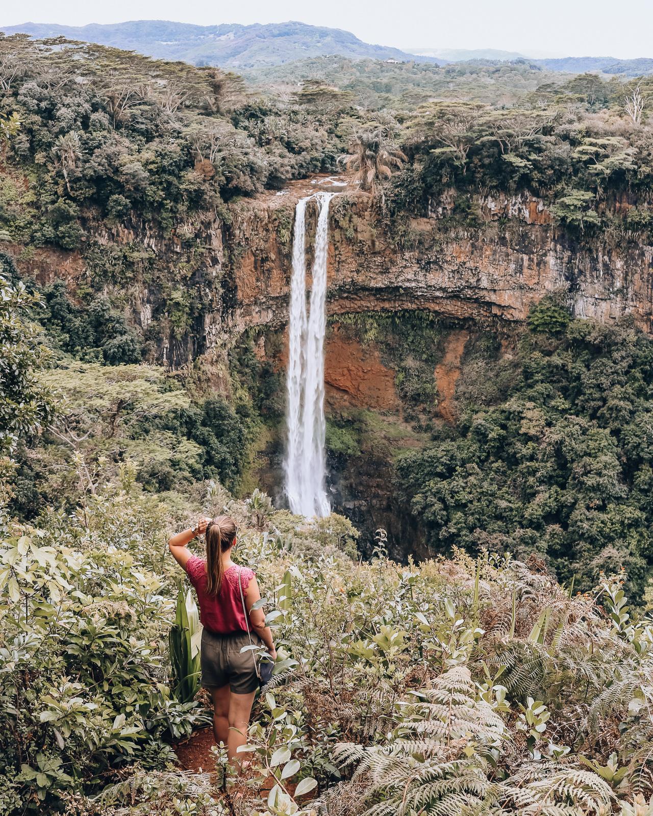 Mauritius Reisebericht - Wissenswertes und Highlights der Trauminsel - Mauritius Reise - Mauritius Sehenswürdigkeiten - Mauritius Flitterwochen - Traumreise - Paradies - schönste Insel - Traumurlaub -Tipps für Mauritius - Mauritus Reiseführer - Mauritius Travel Guide - Black River Gorges Nationalpark - Chamarel Waterfall - Wasserfall auf Mauritius - Fashionladyloves by Tamara