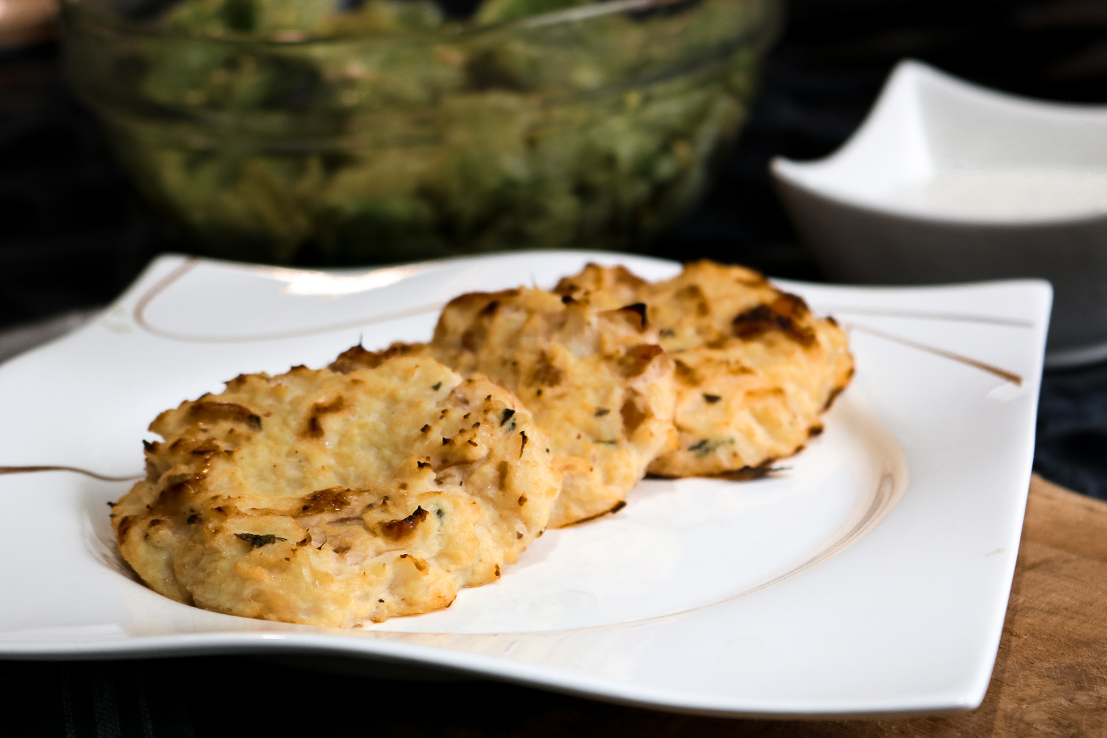 Karfiol Laibchen aus dem Backofen - schnelles Blumenkohl Rezept - einfaches Rezept - gesund und lecker - Fashionladyloves by Tamara Wagner - Food Blog - gesunde Rezepte - schnelle Rezepte - Gemüse Rezepte