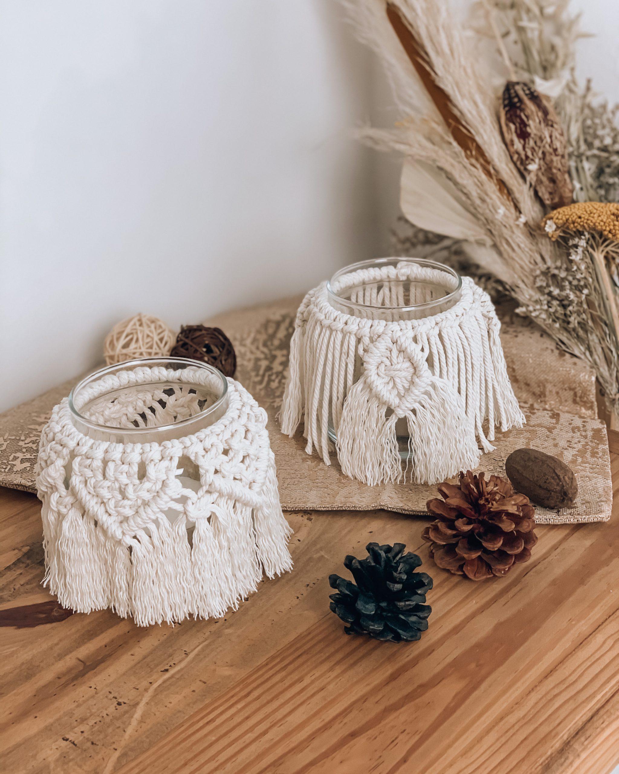 Makramee selber machen - diese Materialen benötigst du für dein Kunstwerk - Makramee DIY - Makramee Materialien - was brauche ich für Makramee - Makramee Projekt - Ladyhandgemacht by Tamara Wagner